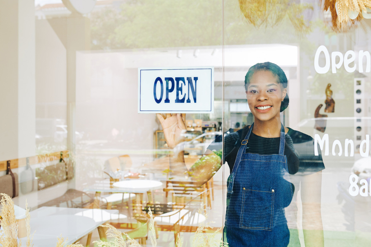 Tips for securing your first retail space: